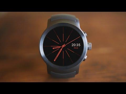 Обзор LG Watch Sport — лучшие на Android Wear