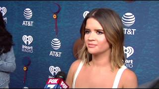 Download Lagu Interview with Maren Morris at iHeartCountry Festival | 5/2018 Gratis STAFABAND