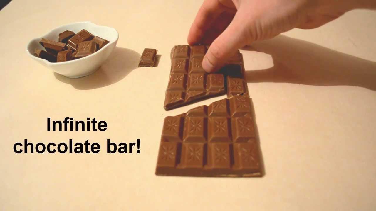 The Infinite Chocolate Bar