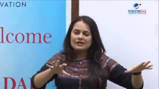Topper's Talk with Tina Dabi AIR-01, CSE 2015
