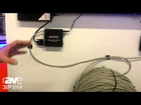 ISE 2014: TV One Presents MultiView DVI Solution