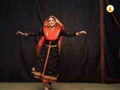 Kathak Dance Madhuban Me Radhika Nache re by  Tarang
