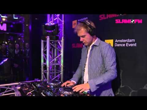Armin van Buuren live from ADE (DJ-set) | SLAM!FM