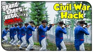GTA 5 Custom Heist - CIVIL WAR HACK! (Heists Chronicles Ep. 8) [GTA V Online Epic Moments]
