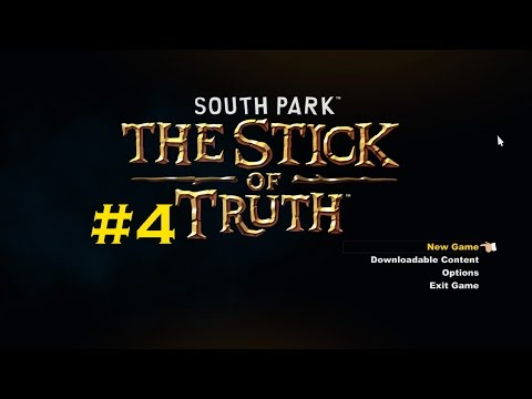 Don't Have Sex With My Mom! -  South Park Stick Of Truth Gameplay Walkthrough Part 4 The Bard video