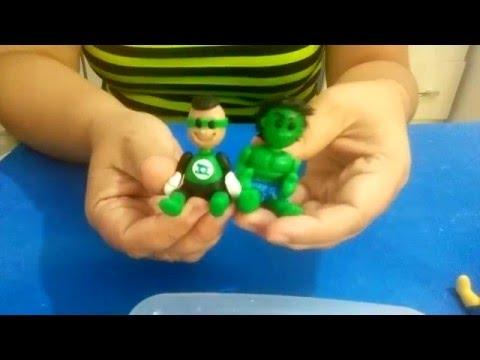 Heróis 4 Lanterna verde, Hulk