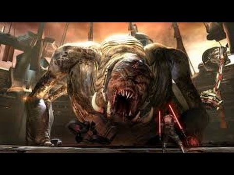 Star Wars 2 Monsters Star Wars Force Unleashed 2
