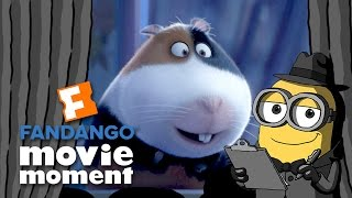 Minions At the Movies React to The Secret Life of Pets: Norman - Fandango Movie Moment (2016)