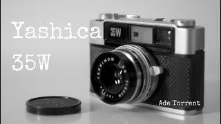 Yashica 35W | Super Rare 35mm Rangefinder