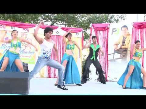 Shiamaks Bollywood Dance - Twist  Hadippa  Disco Khisko - Jul...