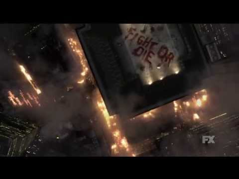 The Strain Saison 2 Teaser #1