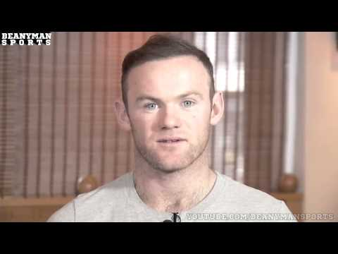 Wayne Rooney - 60 Second Facebook Q&A Challenge