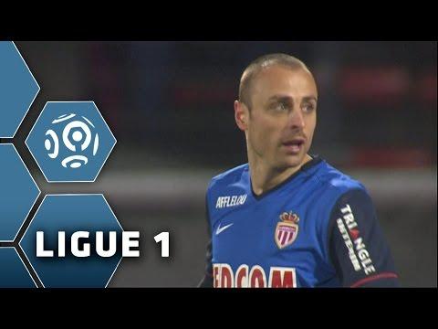 But Kassim ABDALLAH (35' csc) / Evian TG FC - AS Monaco (1-3) -  (ETG - MON) / 2014-15