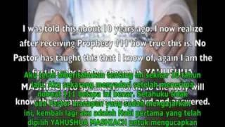 AMIGHTYWIND.COM Nub.111 AKU YAHUSHUA MASHIACH Mengabulkanmu Sebuah Keputusan Perceraian KUDUS