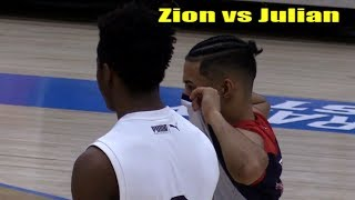 Julian Newman VS Zion Harmon!! FULL HIGHLIGHTS!