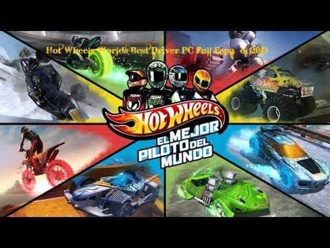 Descargar e Instalar:Hot Wheels Worlds Best Driver PC Full Audio y Voz Español 2013