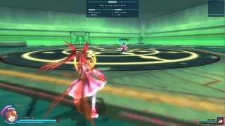 Magical Battle Festa let's play part 2 Magical Gril anime battle arena
