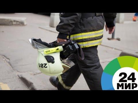 В Баку загорелся крупный торговый центр, идет эвакуация людей - МИР 24