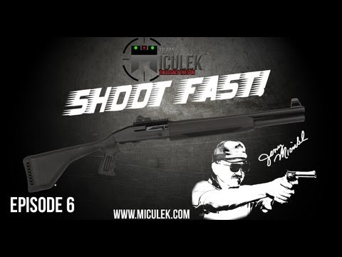 Mossberg 930 review & speed shooting with fastest shooter ever. Jerry Miculek (Shoot Fast!)