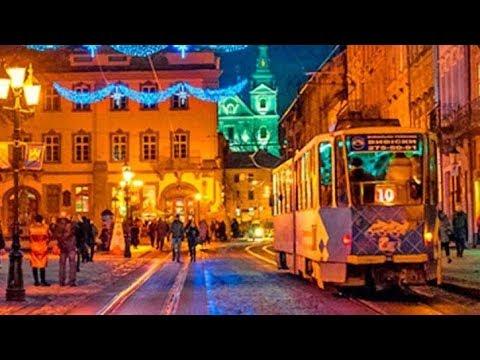 Новий 2018 рік у Львові
