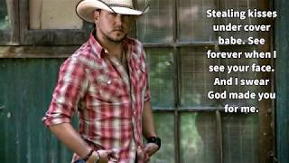 Download Lagu Jason Aldean-You Make It Easy-Lyrics Gratis STAFABAND