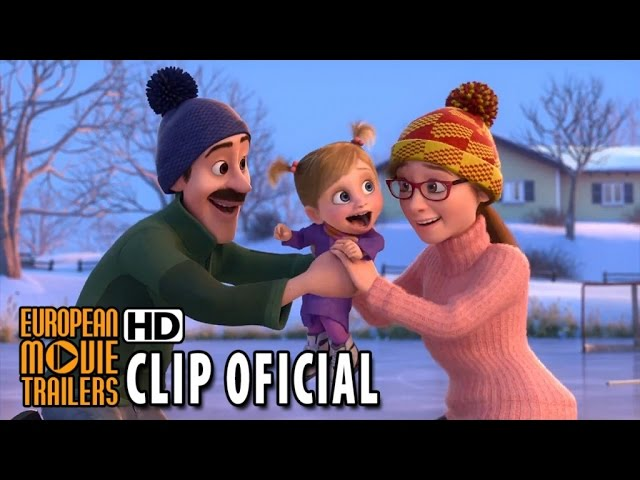 Del Revés - Inside Out Clip 'La memoria de Riley' (2015) HD