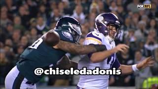 2018 NFL NFC Championship Game Highlight Commentary (Eagles vs Vikings)