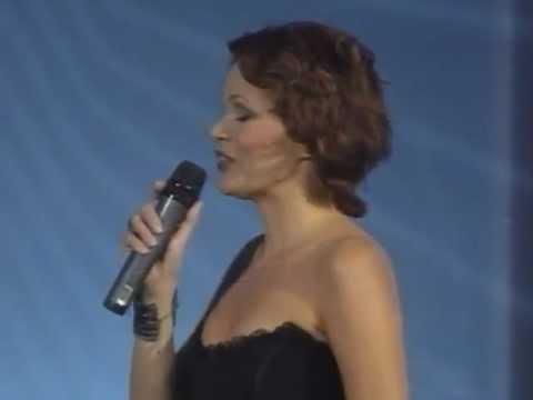 Sandra Bagarić - Dobro Vam veče @ Miss BiH 2003