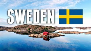 TOP TRAVEL DESTINATIONS of 2018: SWEDEN!