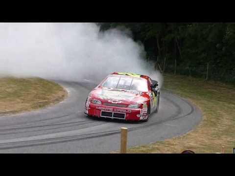 jeff gordon phoenix burnout. Jeff Gordon Chevy Burn Out