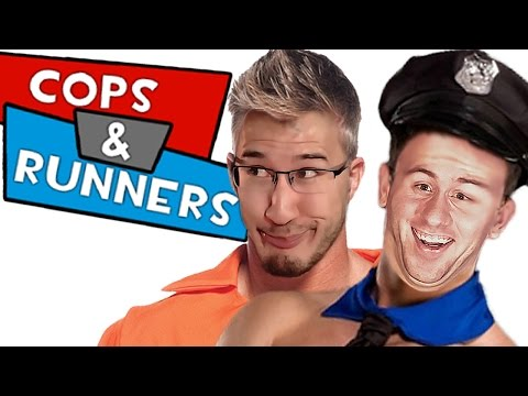 SO MANY LAUGHS | Cops and Runners Funny Moments