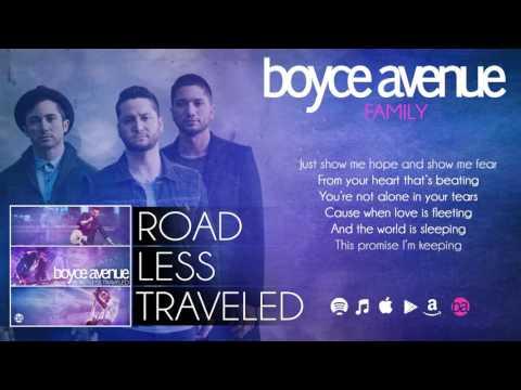 download lagu Boyce Avenue - Family   On Spotify & ITunes gratis