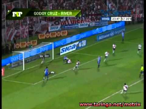 Resumen Paso a Paso - River 2 vs Godoy Cruz 1 - Metrix