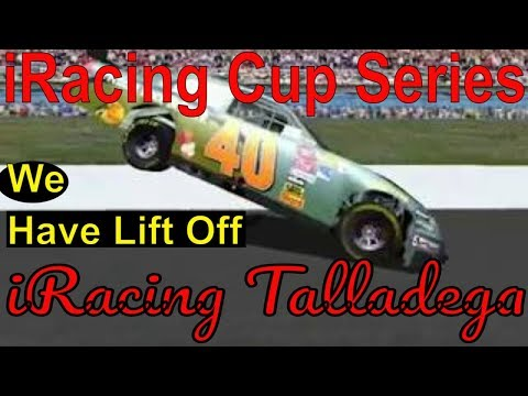 Nascar Racing 2003 PRN Talladega Video