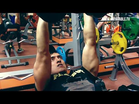 PECTORALES - Rutina intensa de pecho para aumentar volumen y fuerza en el gimnasio