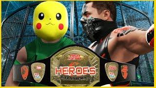 Valerio vs ViperMob w/ Kombat Mob   N60 Heroes Championship   WWE 2K17 [s5e13]