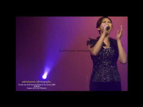 Sarah Geronimo - Keep The Fire Burning