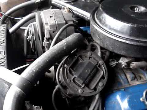 Encendido De Motor V6 231 Mpg Youtube