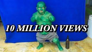Virei o Mine Hulk