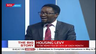 Facts about Jubilee government's Housing Levy doesn't | THE BIG STORY