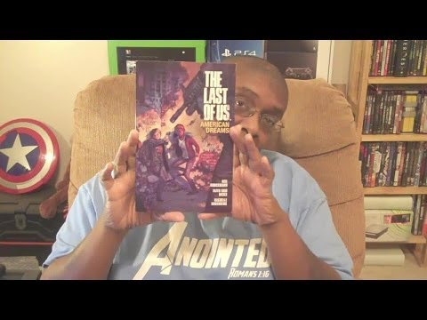 Last of Us: American Dream UNBOXING with Ski11z