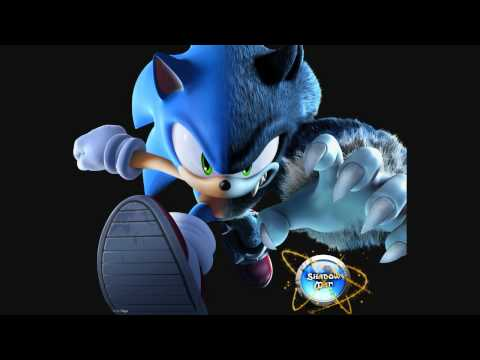 Sonic the Werehog Monster
