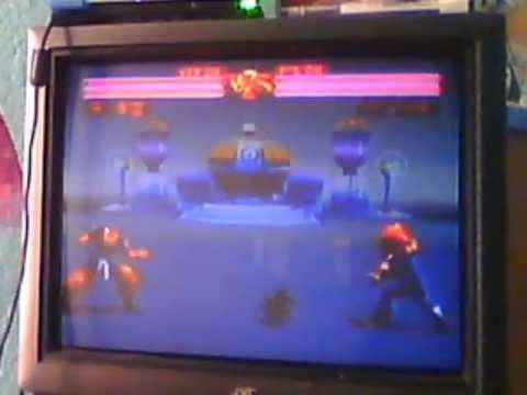 Mi Juego de Dragon Ball GT Esta Maldito