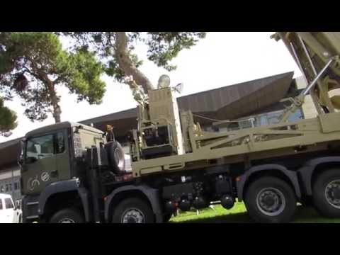 ISRAEL HLS 2014 Homeland Security Review   RAFAEL Iron Dome 1