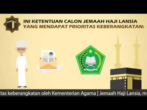Video info haji lansia