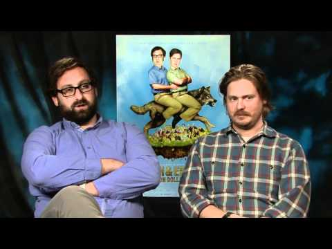 EXCLUSIVE VIDEO: Tim Heidecker and Eric Wareheim Talk 'Tim and Eric's Billion Dollar Movie'