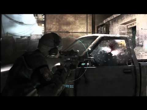 Ghost Recon: Future Soldier Documentary Trailer