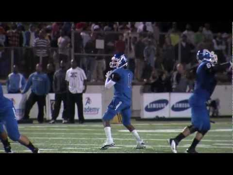 November 9th 2012 John Tyler high vs Whitehouse