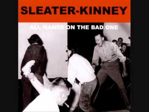 Sleater-kinney - Ironclad