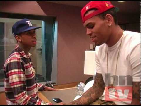 Behind The Scenes: Chris Brown & Tyga.... The Making of